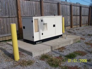 Highway 148 back up Generator